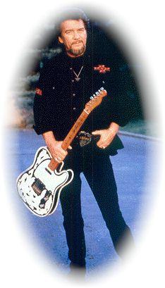 Waylon Jennings - courtoisie Waylon.com